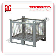 Euro stackable collapsible welded stillage(L1200*W1000 mm/OEM)