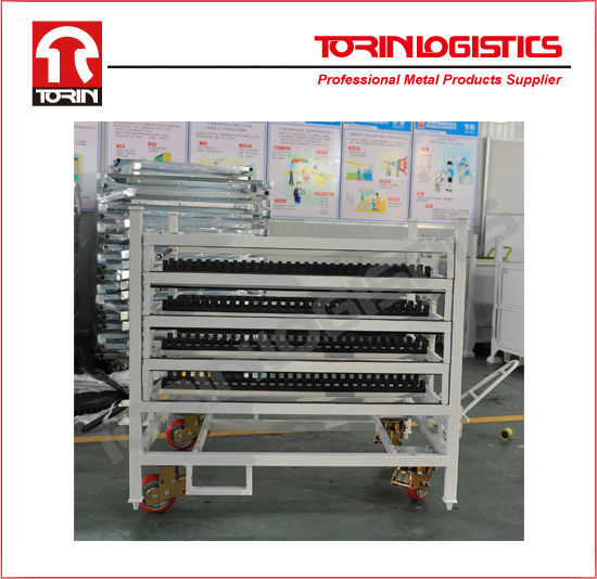 Warehouse Auto Parts Storage Rack
