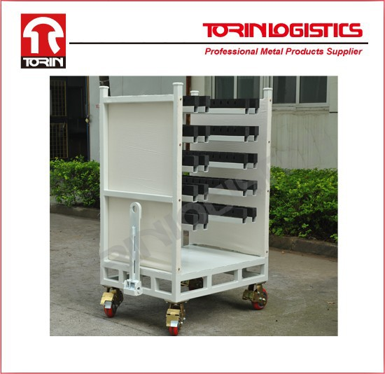 industrial logistic&conveying used collapsible metal rack