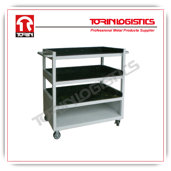 heavy duty hand carts trolleys for cargo delivery and storage