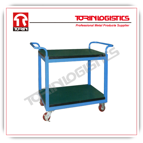 new style steel trolley workshop made in china